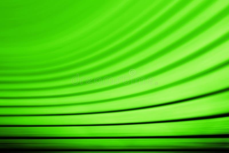 Πράσινος που θολώνεται απεικόνιση αποθεμάτων