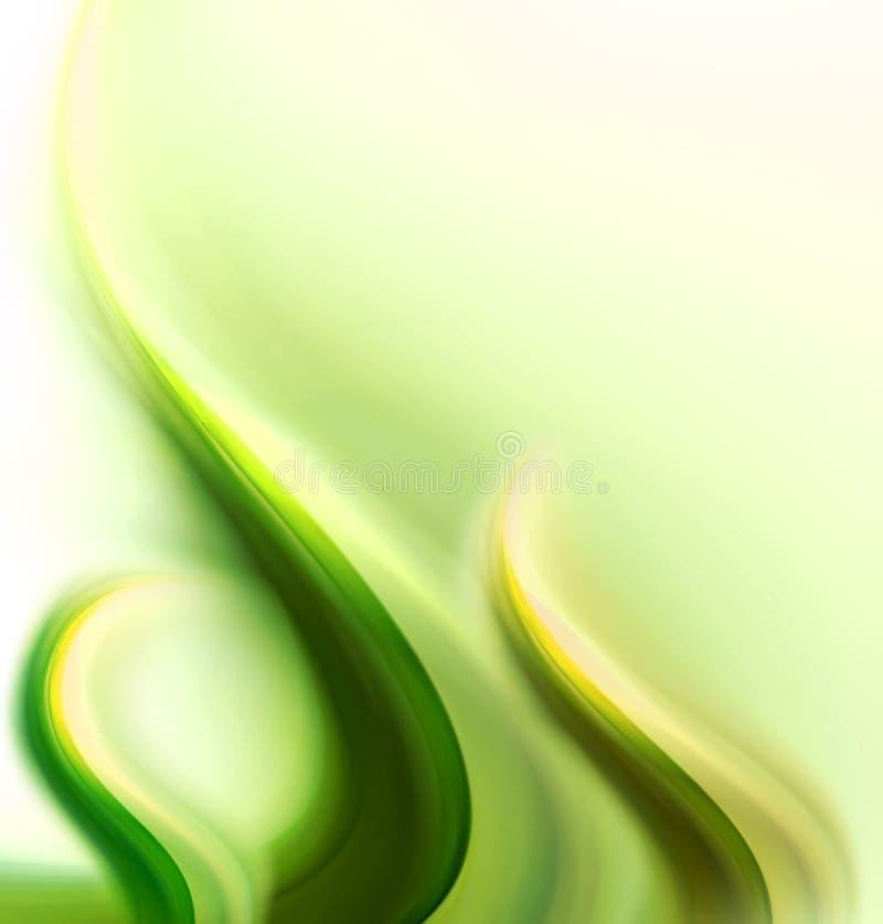 πράσινος σύγχρονος ανασ&kap ελεύθερη απεικόνιση δικαιώματος
