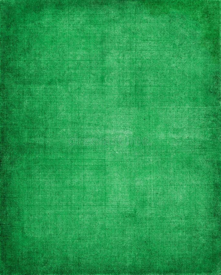 πράσινος τρύγος υφασμάτων Στοκ Εικόνα