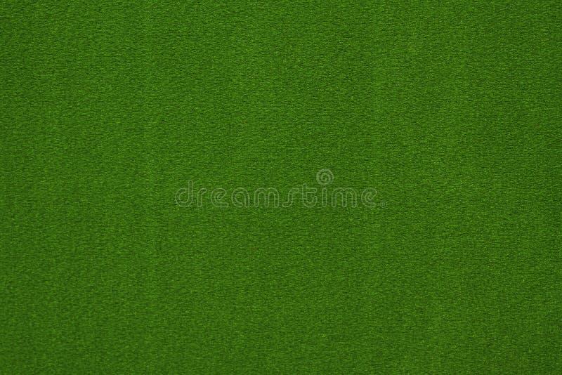 Πράσινο αισθητό πίνακας υπόβαθρο πόκερ στοκ εικόνες