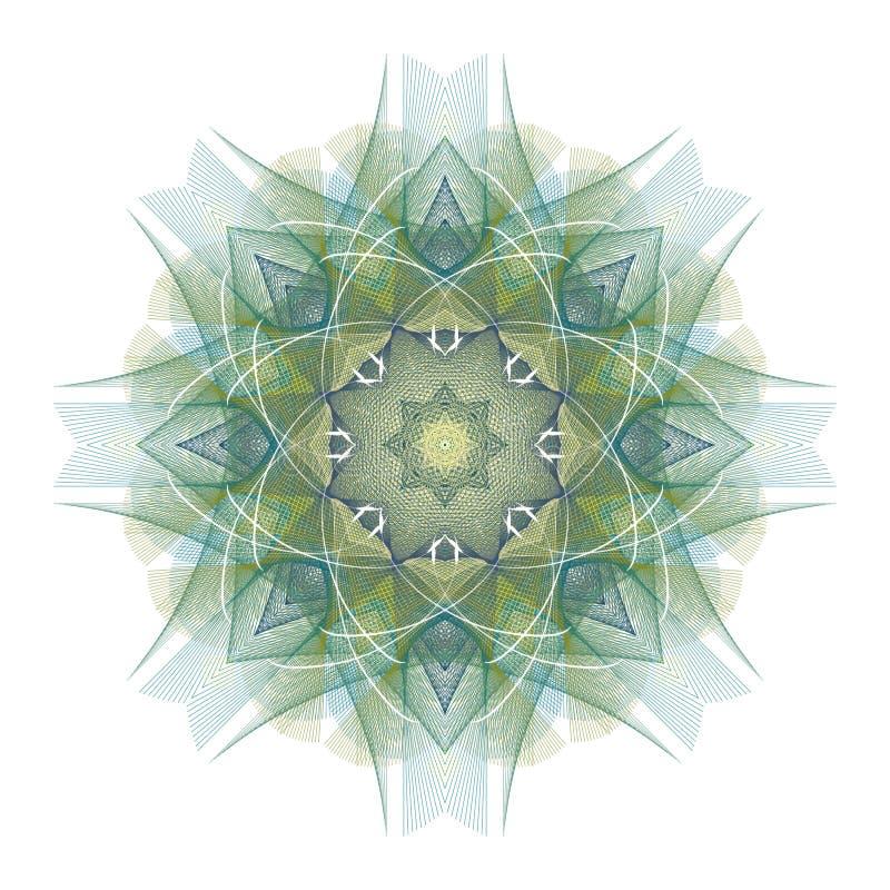 πράσινο απομονωμένο λευ&kap ελεύθερη απεικόνιση δικαιώματος