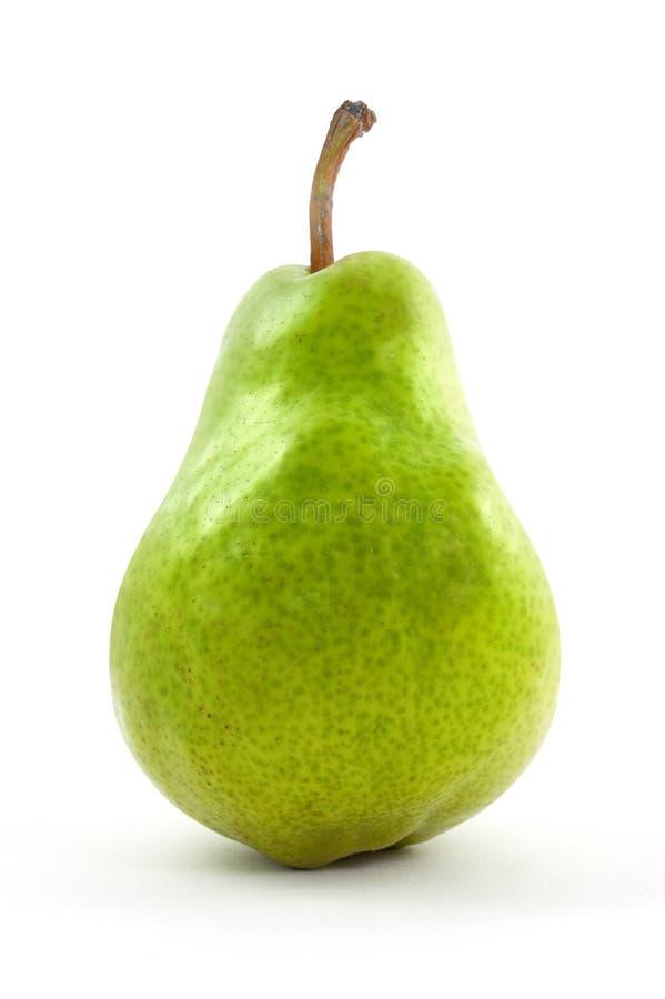 Πράσινο αχλάδι στοκ φωτογραφίες με δικαίωμα ελεύθερης χρήσης