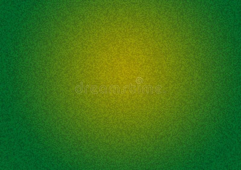 Πράσινο κίτρινο κατασκευασμένο υπόβαθρο με την κλίση στοκ φωτογραφίες
