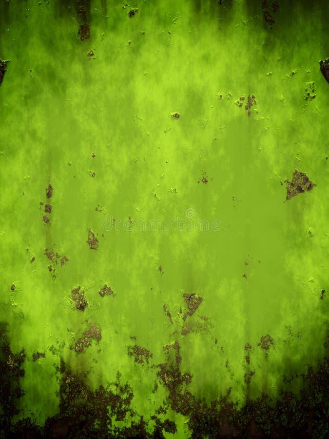 πράσινο μέταλλο ελεύθερη απεικόνιση δικαιώματος