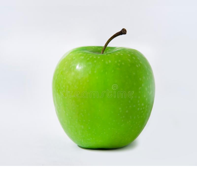 Πράσινο μήλου Γιαγιά Σμίθ στοκ φωτογραφία με δικαίωμα ελεύθερης χρήσης