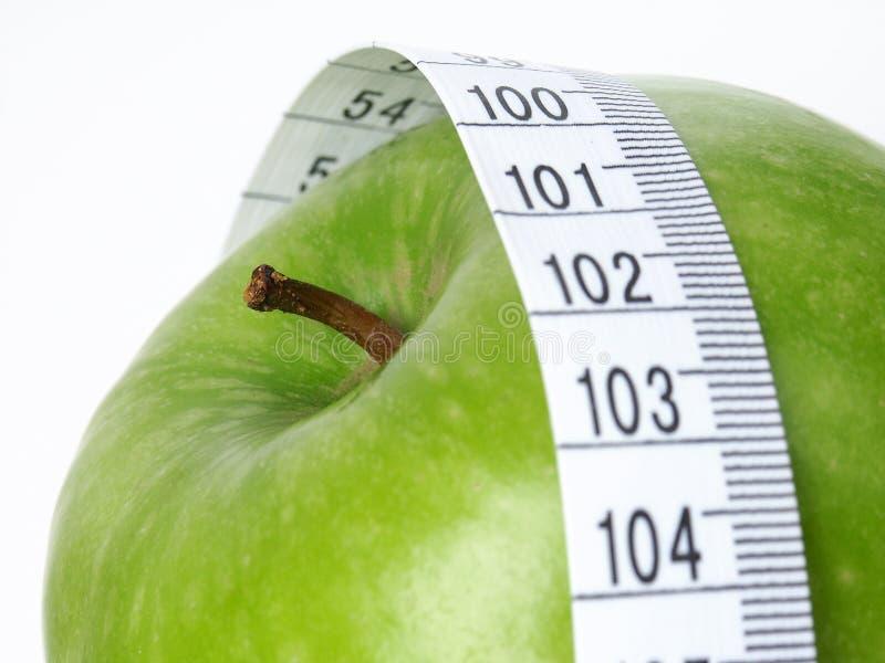 Πράσινο μήλο στοκ φωτογραφία με δικαίωμα ελεύθερης χρήσης