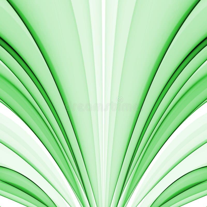 πράσινο μετάξι απεικόνιση αποθεμάτων