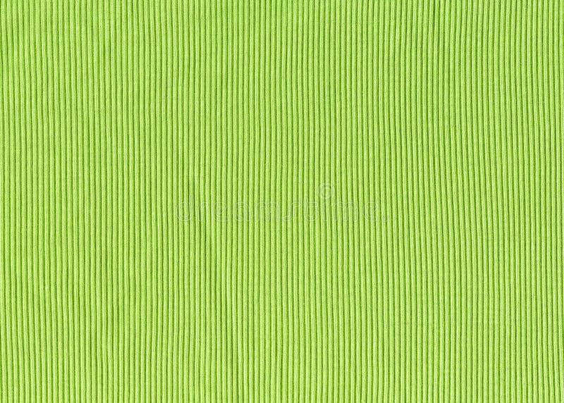 Πράσινο πλεκτό υπόβαθρο σύστασης υφάσματος στοκ φωτογραφίες