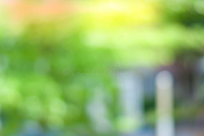 Πράσινο υπόβαθρο, θολωμένη φύση - η έννοια, αγαπά τον κόσμο στοκ εικόνα με δικαίωμα ελεύθερης χρήσης