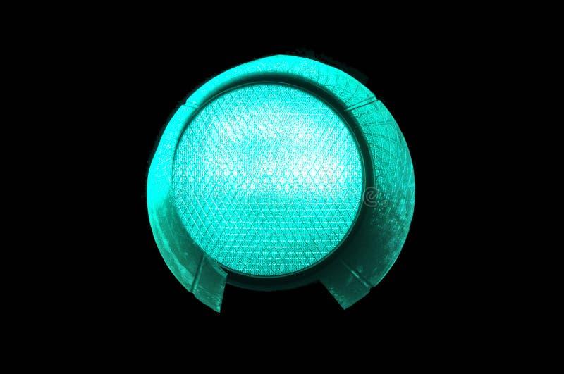 πράσινο φως στοκ εικόνες με δικαίωμα ελεύθερης χρήσης