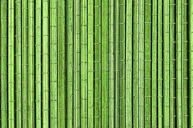 Πράσινο χαλί μπαμπού, ένα υπόβαθρο στοκ εικόνες