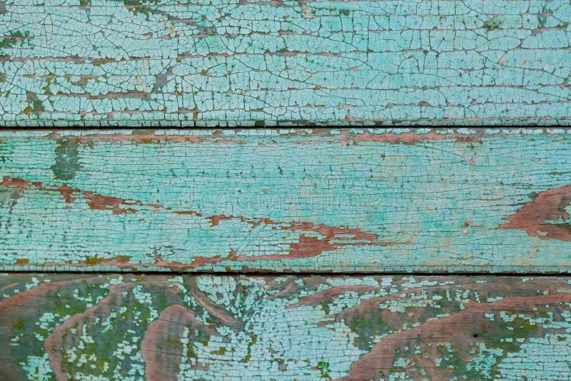 Πράσινο χρωματισμένο κρητιδογραφία ξύλινο υπόβαθρο Ξύλινο γρατσουνισμένο αφηρημένο υπόβαθρο στοκ εικόνες με δικαίωμα ελεύθερης χρήσης