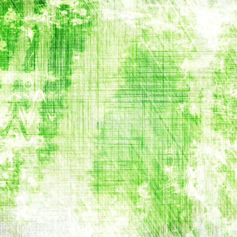 Πράσινο χρώμα διανυσματική απεικόνιση