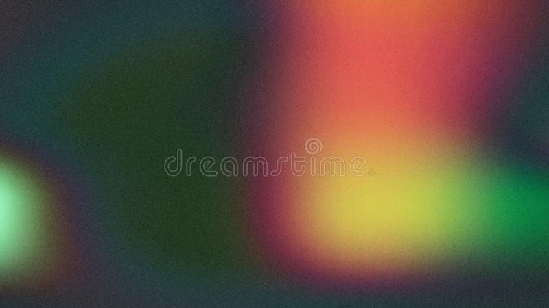 Πράσινο Colorfulness αυγής όμορφο κομψό υπόβαθρο σχεδίου τέχνης απεικόνισης γραφικό ελεύθερη απεικόνιση δικαιώματος