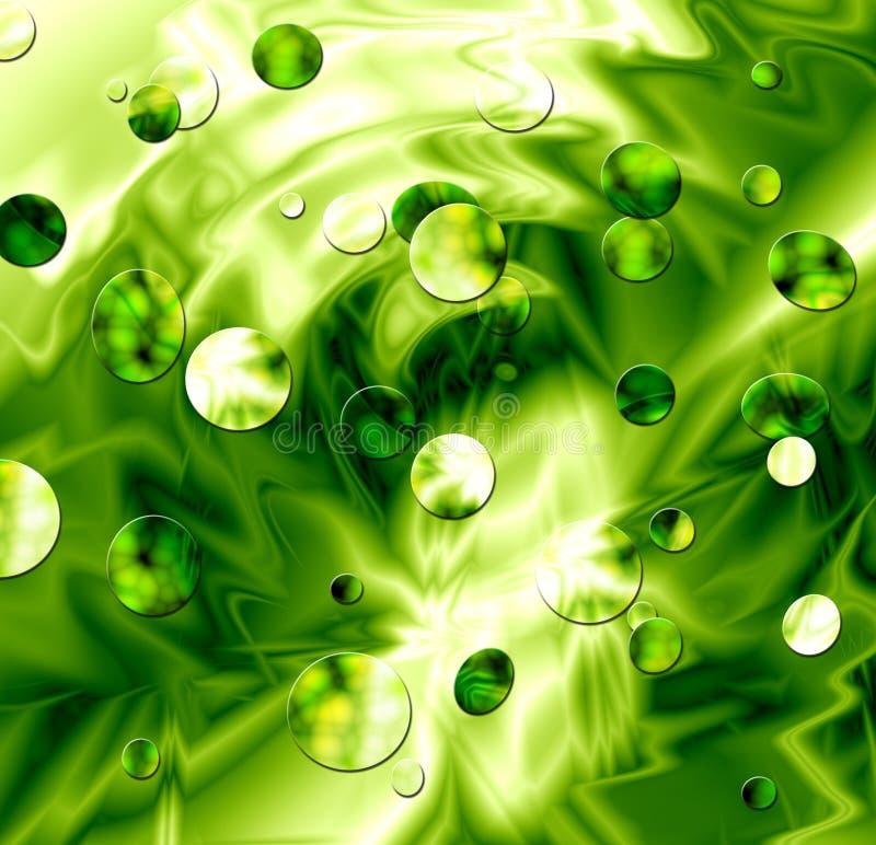 πράσινο slime στοκ φωτογραφία