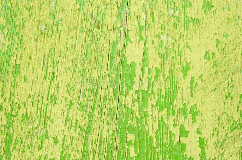 πράσινο woodgrain στοκ εικόνες με δικαίωμα ελεύθερης χρήσης