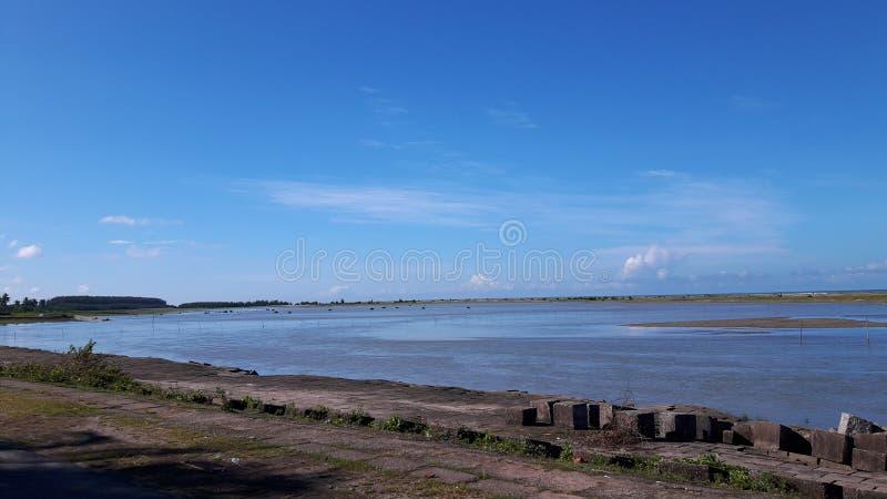 Πρέπει όμορφος να τοποθετήσει COX ` s Bazzar βλέπει την παραλία: στοκ φωτογραφίες με δικαίωμα ελεύθερης χρήσης