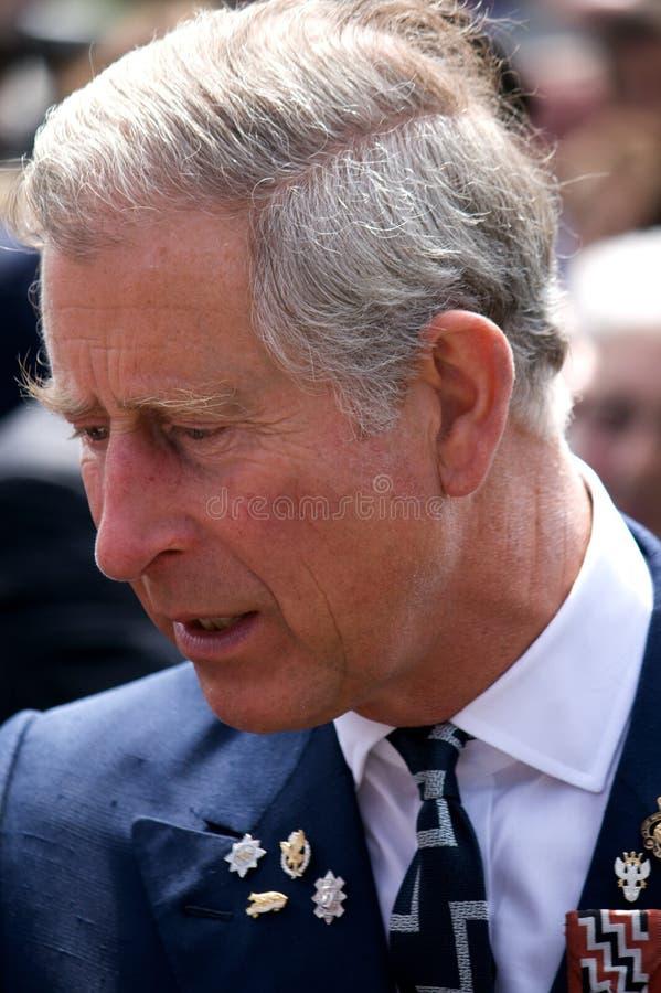 πρίγκηπας Charles στοκ εικόνες