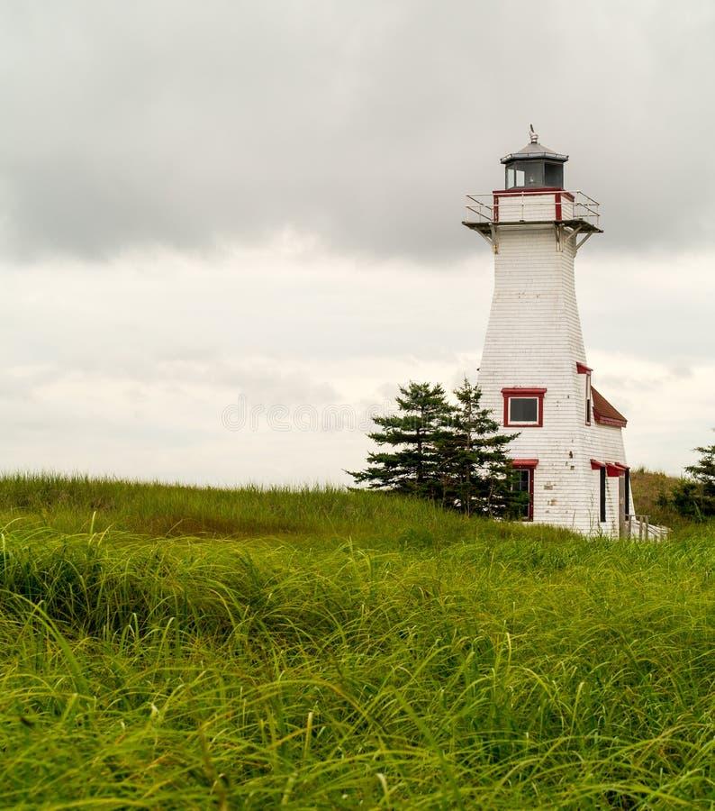 Πρίγκηπας Edward Island Lighthouse στοκ φωτογραφίες με δικαίωμα ελεύθερης χρήσης