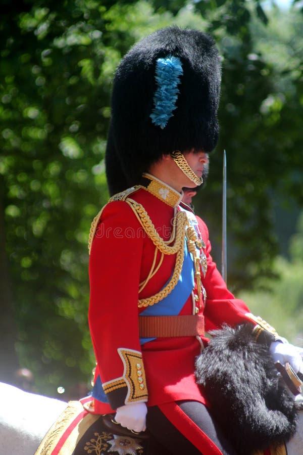 Πρίγκηπας William HRH στοκ φωτογραφία