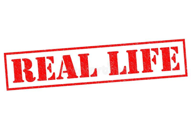 Πραγματική ζωή ελεύθερη απεικόνιση δικαιώματος