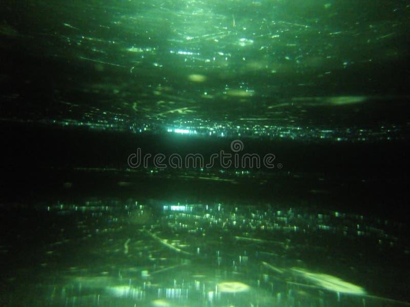 Πραγματικό γυαλί υδραργύρου διανυσματική απεικόνιση