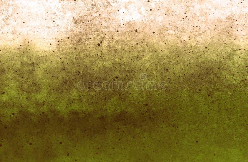 Πρασινωπό πετρών grunge φορεμένο υπόβαθρο εγγράφου σύστασης παλαιό στοκ φωτογραφίες