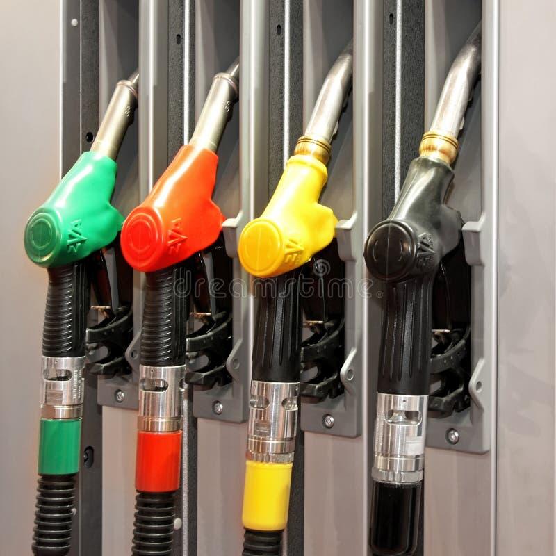 πρατήριο καυσίμων στοκ εικόνες με δικαίωμα ελεύθερης χρήσης