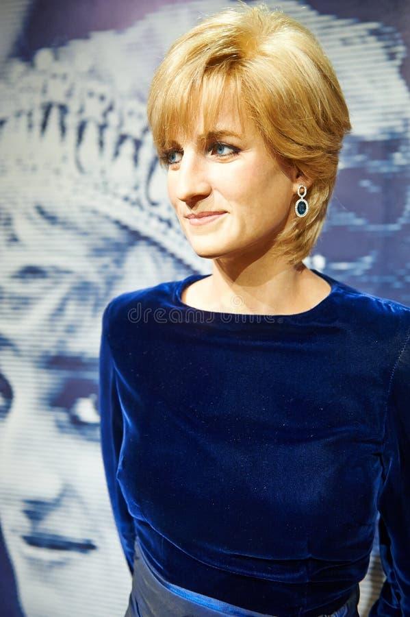 Πριγκήπισσα Œ Dianaï ¼ της Ουαλίας στοκ φωτογραφίες