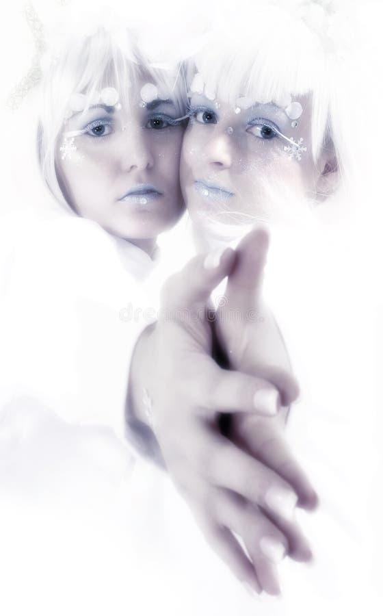 πριγκήπισσα πάγου στοκ φωτογραφία με δικαίωμα ελεύθερης χρήσης