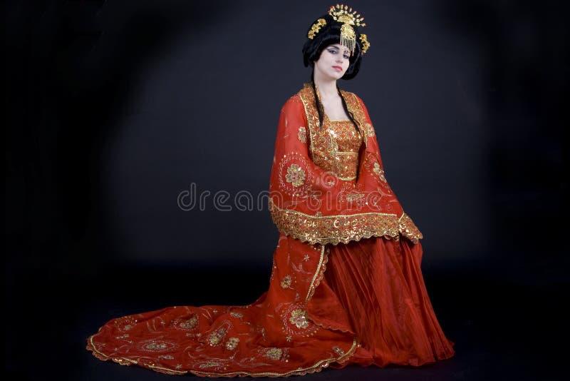 πριγκήπισσα πορτρέτου στοκ εικόνα