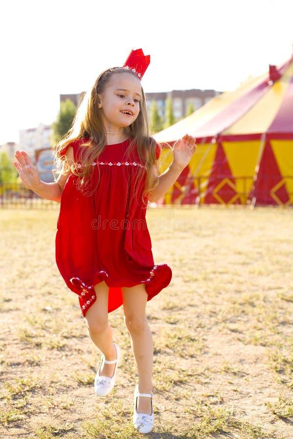 Πριγκήπισσα τσίρκων στοκ εικόνες