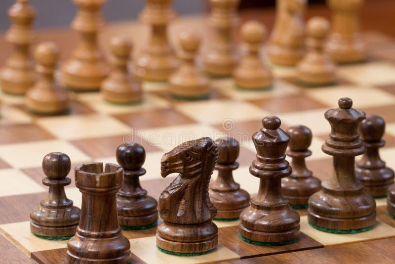 Προβολή μακροεντολής ενός πίνακα συζητήσεων κατά την αναπαραγωγή του παιχνιδιού στοκ εικόνα με δικαίωμα ελεύθερης χρήσης