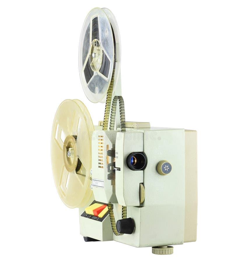 Προβολέας εγχώριων κινηματογράφων στοκ φωτογραφία με δικαίωμα ελεύθερης χρήσης