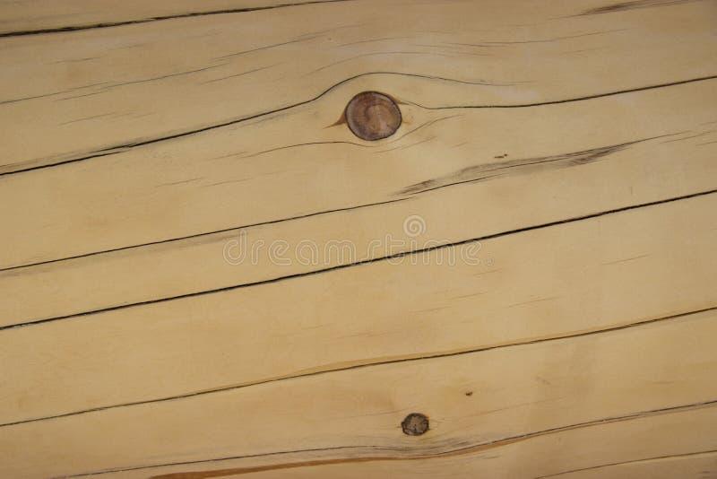 Προγραμματισμένη ξυλεία με τις ατέλειες στοκ εικόνες με δικαίωμα ελεύθερης χρήσης