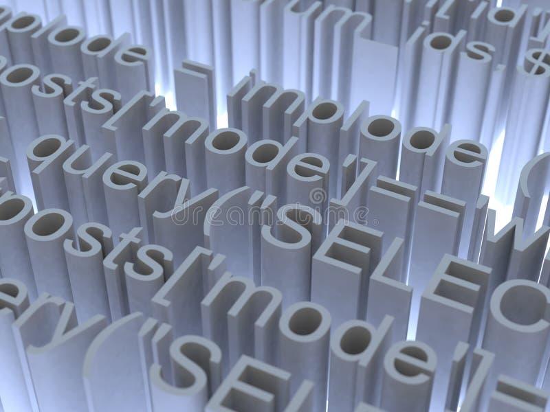 Download προγραμματισμός ανασκόπη&sig Απεικόνιση αποθεμάτων - εικονογραφία από κώδικας, ανασκόπησης: 13180267