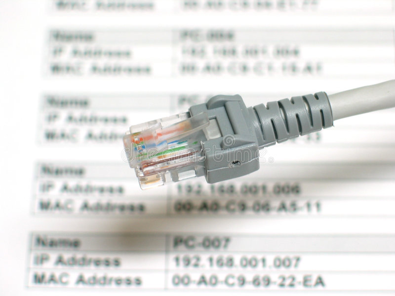 προγραμματισμός δικτύων στοκ φωτογραφία