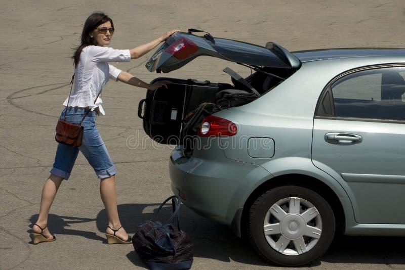 προετοιμασία του ταξιδ&io στοκ φωτογραφίες με δικαίωμα ελεύθερης χρήσης