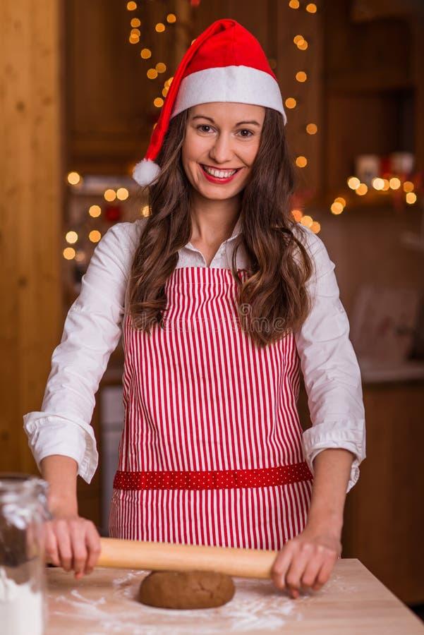 Προετοιμασίες Χριστουγέννων στοκ εικόνα με δικαίωμα ελεύθερης χρήσης