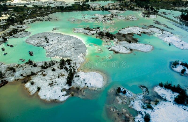 Προηγούμενο ορυχείο κασσίτερου μέσα στοκ φωτογραφία με δικαίωμα ελεύθερης χρήσης