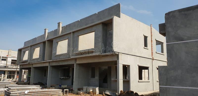 Προκατασκευασμένο κτήριο στοκ εικόνα με δικαίωμα ελεύθερης χρήσης