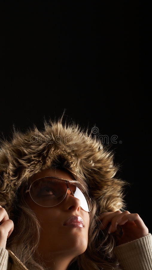 προκλητική γυναίκα στοκ εικόνα με δικαίωμα ελεύθερης χρήσης