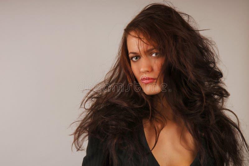 προκλητική γυναίκα στοκ φωτογραφία