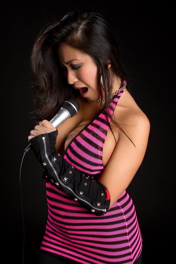 προκλητικός τραγουδισ&t στοκ φωτογραφίες με δικαίωμα ελεύθερης χρήσης