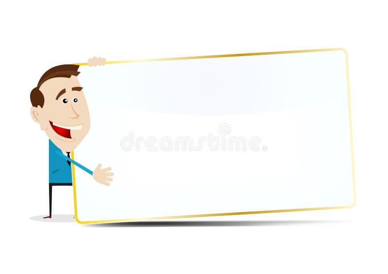 προμηθευτής αγοράς κιν&omicron διανυσματική απεικόνιση