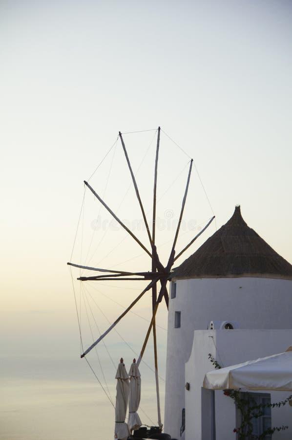 Προορισμός και τοπίο ταξιδιού νησιών Santorini στοκ φωτογραφία με δικαίωμα ελεύθερης χρήσης