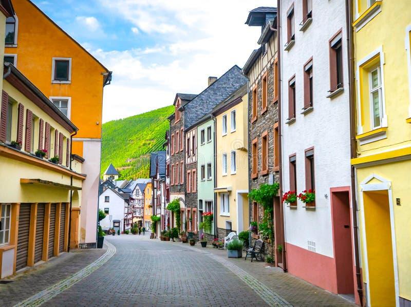 Προορισμός-Bernkastel-Kues, Γερμανία στοκ εικόνα με δικαίωμα ελεύθερης χρήσης