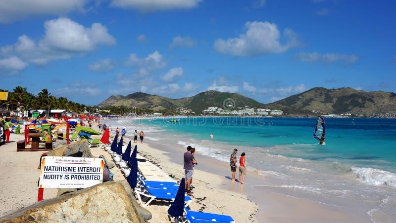 Προσανατολίστε την παραλία κόλπων στοκ φωτογραφία με δικαίωμα ελεύθερης χρήσης