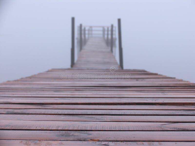 προσγειωμένος στάδιο ομίχλης στοκ εικόνες με δικαίωμα ελεύθερης χρήσης