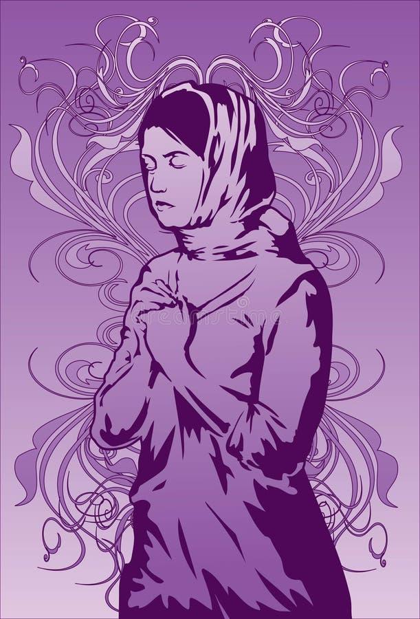 προσευχή Ισλάμ ελεύθερη απεικόνιση δικαιώματος